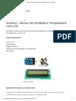 Arduino – Sensor de Umidade e Temperatura com LCD _ PH Blog