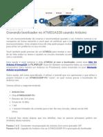 Gravando bootloader no ATMEGA328 usando Arduino