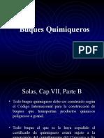 Buques Quimiqueros