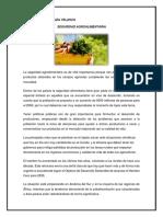 Seguridad Agroalimentaria Caiza Juan