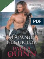 Paula Quinn Seria Clanul MacGregor 1 Stapanul Negurilor