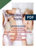 5ta Clase Pediatria II UC DOLOR ABDOMINAL I.pdf