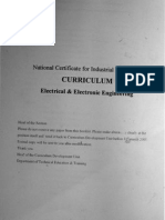 First Year Syllabus NCIT(Electrical and Electronic)