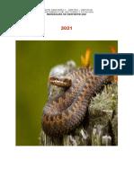 Programa Mordedura Serpiente 2021