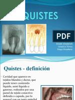 quistes