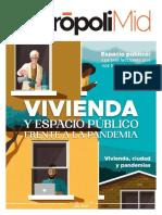 NO.13-JULIO Revista Espacio Público y Vivienda