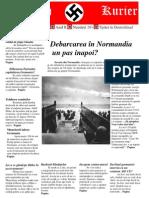 Debarcare in Normadia