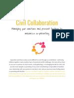 civil collaboration
