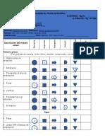 Diagrama de proceso de recorrido Libro1.ods