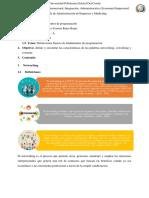 Deber N° 1 Definiciones Networking - Coworking y Evernote