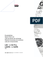 MANUAL DE PARTES L90-132B S543562
