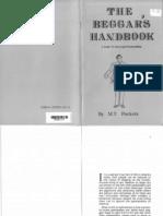 The Beggar's Handbook - A Guide to Successful Panhandling
