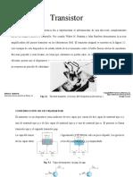 Transistores P1 Características Principales