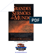 Clarence e Macartney Grandes Sermões do Mundo