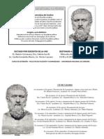 SEMINARIO DE LECTURA DE DIÁLOGOS PLATÓNICOS