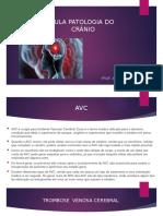 AULA PATOLOGIAS DO CRÂNIO (1)