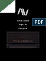 Sigma V2.0 Manual
