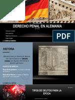 DERECHO PENAL EN ALEMANIA
