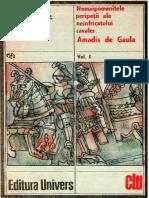 Amadis de Gaula - Nemaipomenitele Peripetii Ale Neinfricatului Cavaler 01 v0.5