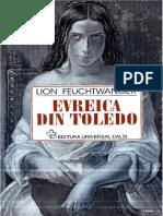 Feuchtwanger, Lion - Evreica din Toledo v0.5.docx