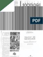 Raymond Boudon(coord.) - Tratat de Sociologie