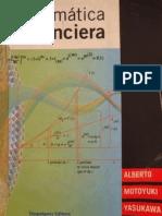 Matematica Financiera-Alberto Motoyuki Yasukawa