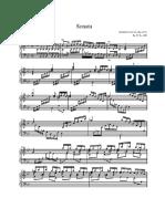 Scarlatti Sonata k 37