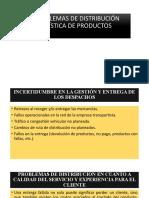 6 problemas de distribución logística de productos