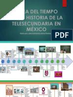 LINEA DEL TIEMPO BREVE HISTORIA DE LA TELESECUNDARIA_ JOSE EMMANUEL JUAREZ RODRIGUEZ
