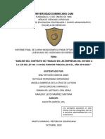 MONOGRAFICO SOBRE ANÁLISIS DEL CONTRATO DE TRABAJO EN LAS EMPRESAS DEL ESTADO A LA LUZ DE LEY NO. 41-08 (2).pdf