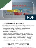 Proyecto de vida Evidencia de aprendizaje Etapa 2 (1)