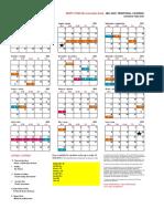 2021-22 traditional  calendar draft 2