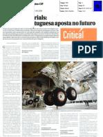 Critical Materials - Take-off - 2008-08-01