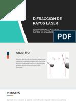 Difracción de rayos laser_Grupo 1