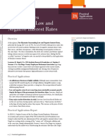 Five Mysteries Surrounding Low and Negative Interest Rates by Laurence B. Siegel and Stephen C. Sexauer