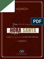 A Hora Santa - Editora Mariana