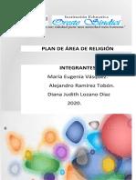 Plan de Area de Religión 2020.docx