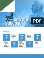 5 passos corretor de sucesso