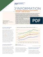 DEPP Note d'information 2020-41 Etat de l'école