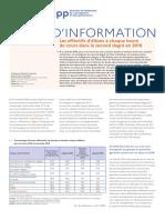 DEPP Note d'information 2020-43 Effectifs élèves
