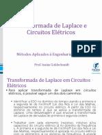 3 - Slides de Métodos Aplicados à Engenharia - Transformada de Laplace e Circuitos Elétricos