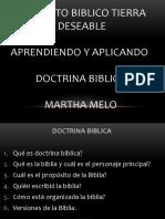 presentacion doctrina biblica