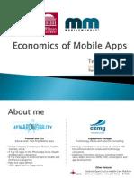 Economics of Mobile Apps v5
