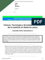 1CTS. el estado de la cuestión en América Latina.pdf