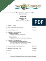Agenda 2-15-11