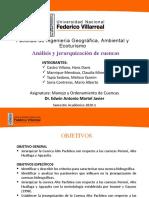 Jerarquización de la Cuenca Alta Pachitea (1)