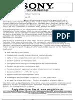 Intern- Software Engineering