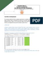 Actividad Taller 15 Filtros Avanzados v1.0