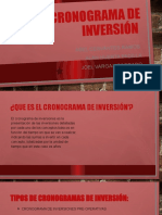 Cronograma de inversión.pptx