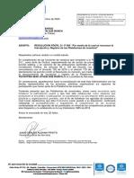 OFICIO REMISIO´N RESOLUCIO´N PDCPL 21- P 004 TECHOTIBA MAS JOVEN QUE NUNCA x